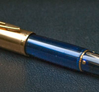 Waterman Edson - Blue