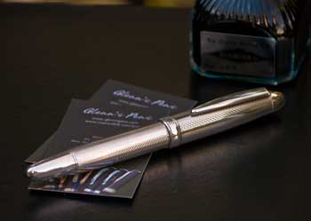 Krone Sterling Fountain Pen